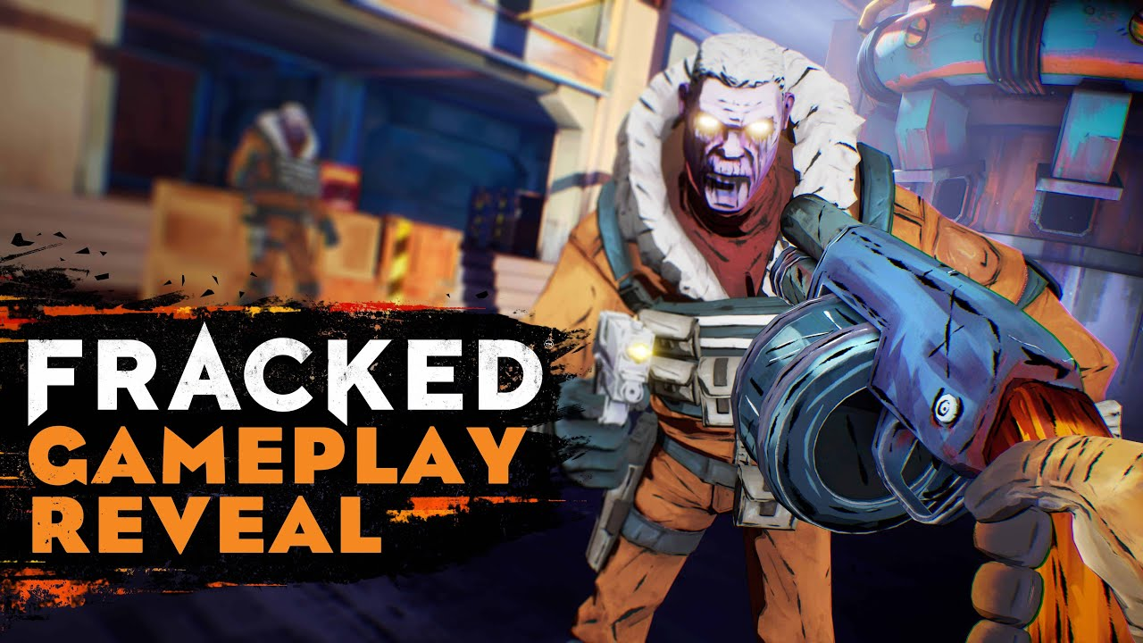 Fracked Power Grab Gameplay Reveal   PlayStation VR