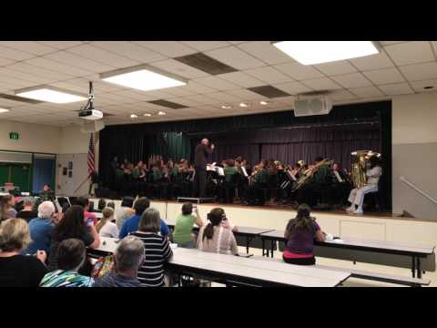 Beardsley Junior High School Band- Chicago: 25 Or 6 to 4 5/22/17