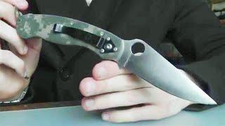 складной нож - один на всю жизнь. Мой выбор