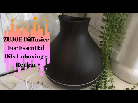 zujoe-diffusers-for-essential-oil-||-unboxing-+-review