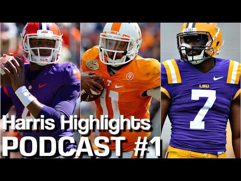 The Harris Highlights Show | Episode 1
