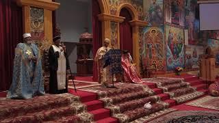 Deacon Thomas Ordination