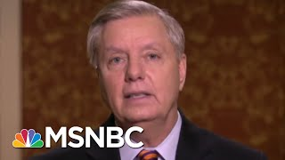 Right Wing Lashes Out At President Donald Trump After Caving On Shutdown | Hardball | MSNBC