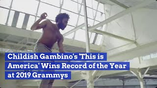 Childish Gambino Is The 2019 Grammy Record Of The Year Winner