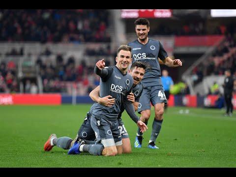 Highlights | Middlesbrough 1-1 Millwall