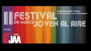PROMO II° FESTIVAL DE MUSICA JOVEN
