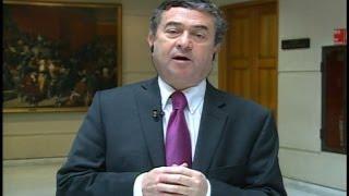 Juan Antonio Coloma se refirió al voto de chilenos en el extranjero y el cambio al binominal