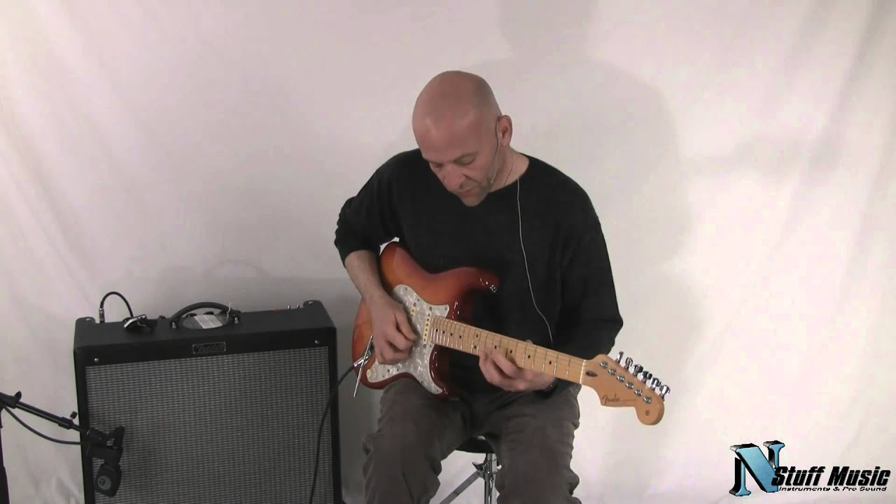 Fender 4x10 Guitar Cabinet Fender Hot Rod Deville 410 Iii Combo Amp Youtube