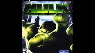 Hulk (2003) video game - Main Menu Music