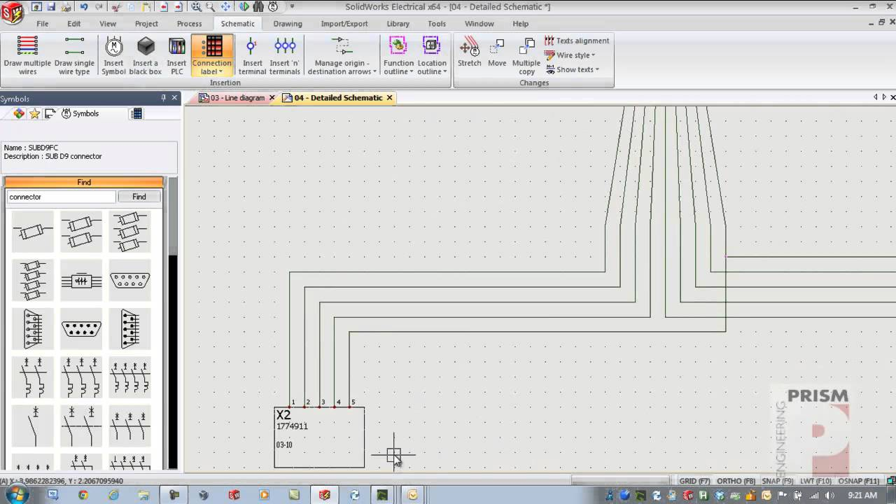 Harness Design with SolidWorks Electrical - Part 2 - YouTube