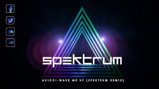 Avicii - Wake Me Up ( Spektrum Remix )