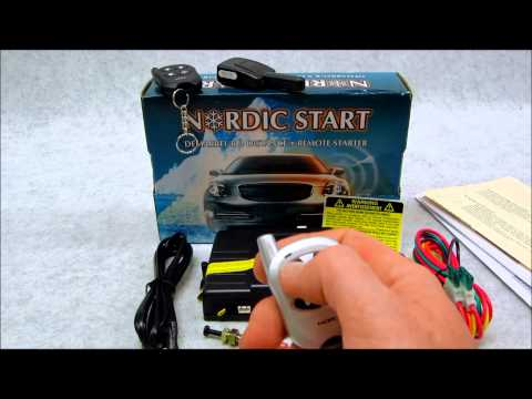 Autostart and Nordic Start Programming How To