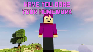 If Parents Played Minecraft