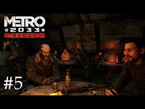 Riga - Metro 2033 Redux Part 5 - No Commentary