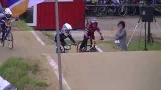 Devin Nolle Halve Finale TC 3 Luyksgestel 2013