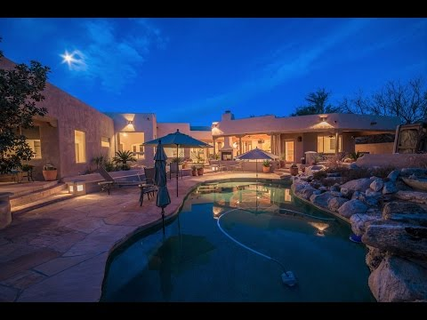 3098 North Fennimore Avenue Tucson AZ 85749 - Tucson Million Dollar Home for Sale
