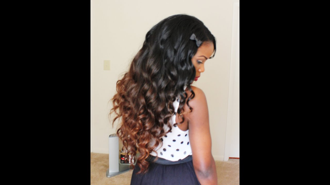 Final Review Sassy Mitchell Eurasian Hair Ocean Exotic Wave