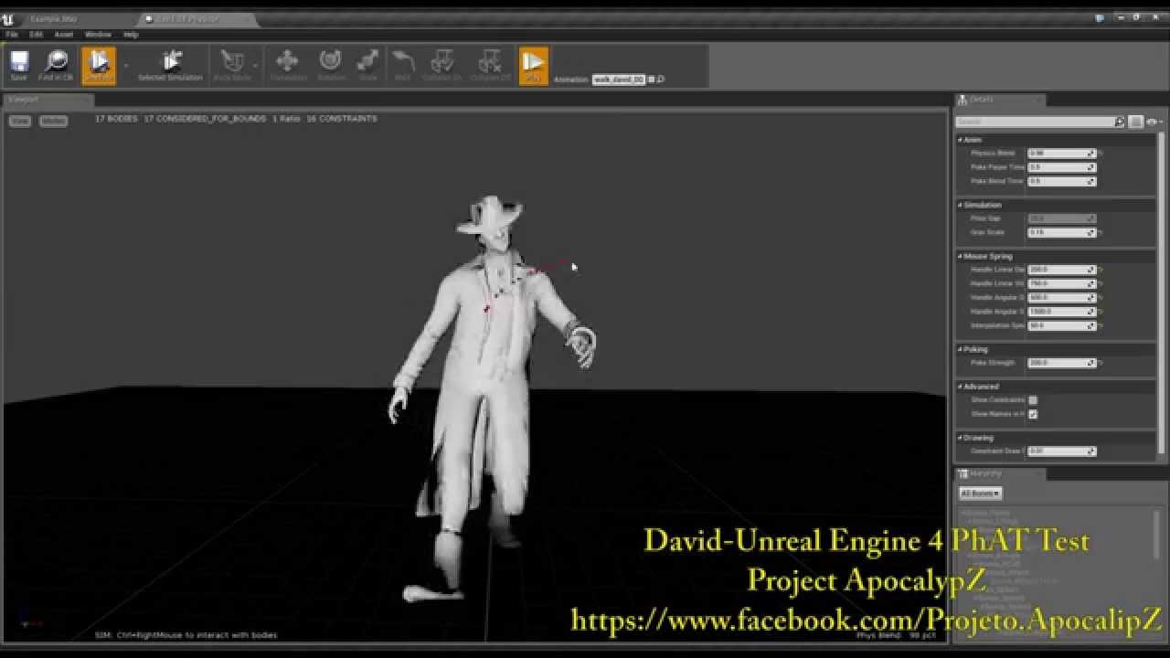 Ue4 Physics Update
