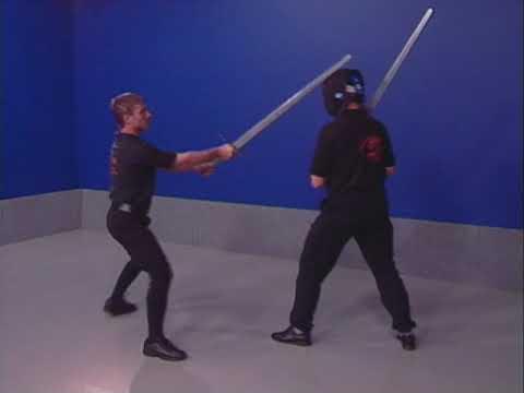 Langes Schwert nach