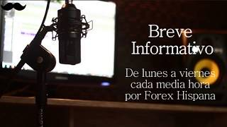 Breve Informativo - Noticias Forex del 2 de Noviembre del 2017