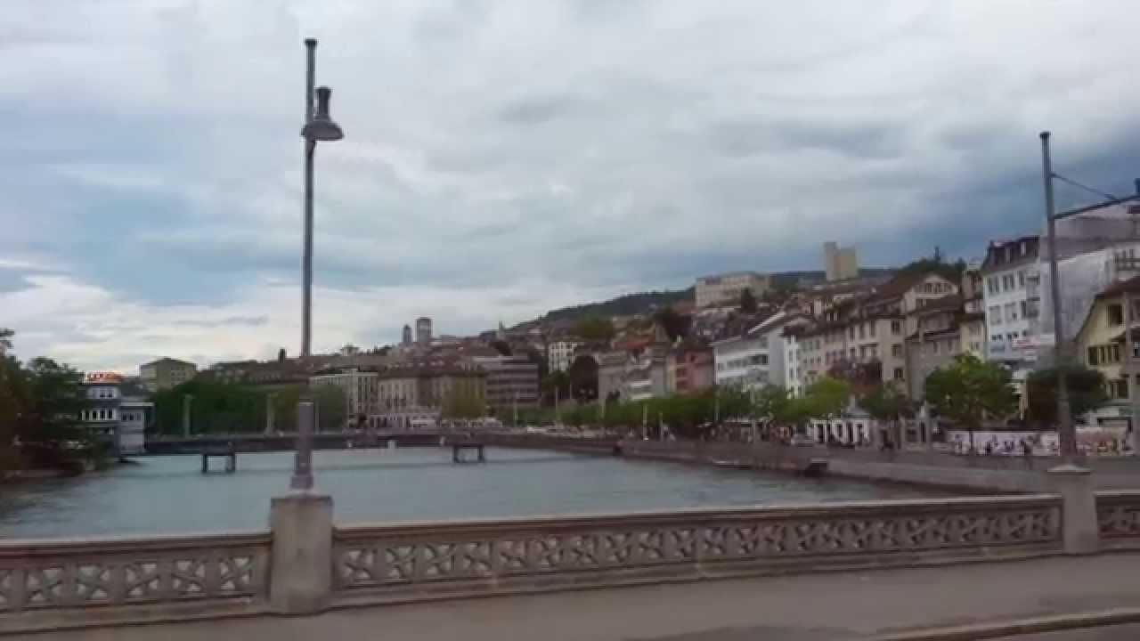 德瑞十日 蘇黎世Zürich 2014.08.04 - YouTube