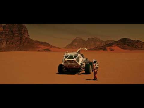 THE MARTIAN - STARMAN (david bowie) (music video) (hd)