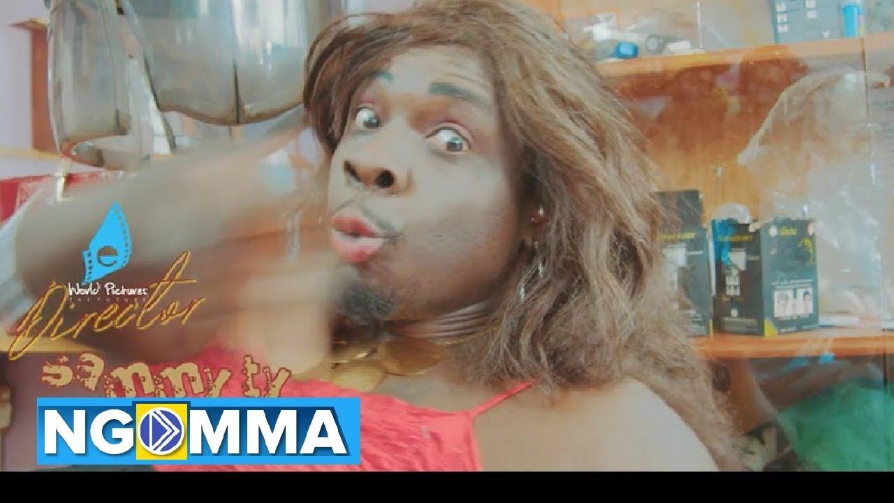DIAMOND PLATNUMZ BABA LAO Parody, MAMA ZAO by PADI WUBONN - African Comedy