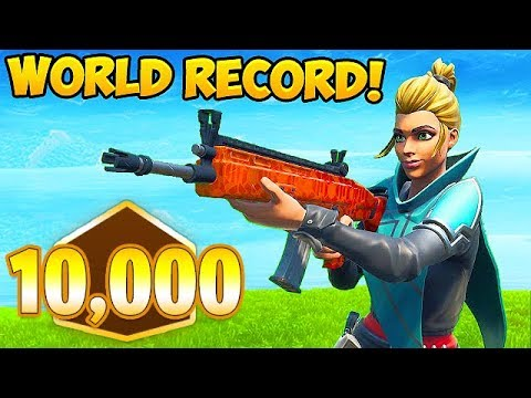 *WORLD RECORD* 10,000 POINTS IN RANKED ARENA! – Fortnite Fails And WTF Moments! #620
