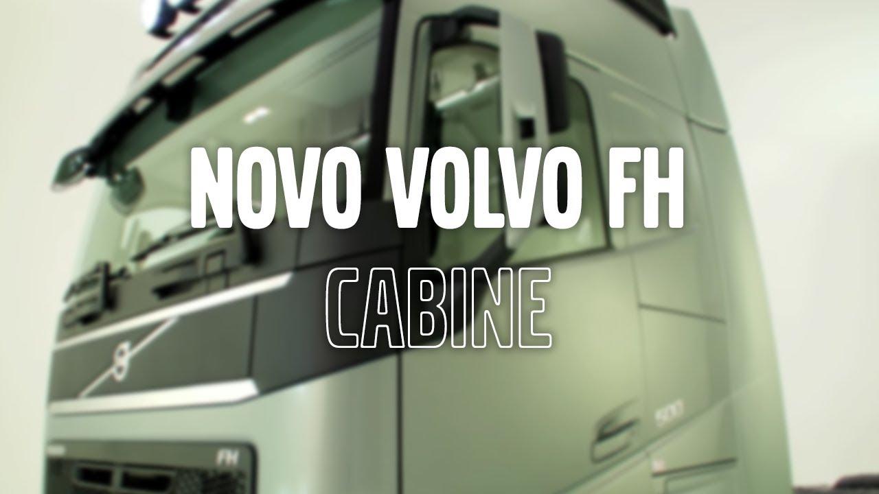 Novo Volvo Fh Cabine Youtube