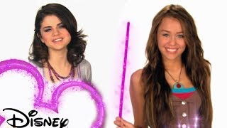 Watch Selena Gomez, Miley Cyrus and More Disney Stars Make Their First Wand Intros!
