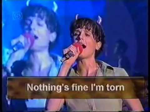 Heather Peace - Torn  (Natalie Imbruglia cover)