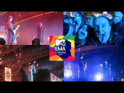 MTV EMAs London 2017 |  DAY 1 !