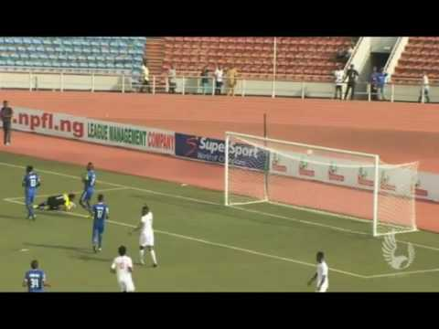Christian Emeka Eze nearly scored against 3SC
