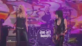 Joan Jett (feat. Taylor Momsen) @ Revolver Golden Gods Awards 2014