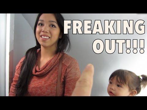 Freaking Out!!!- November 05, 2014 ItsJudysLife Daily Vlog