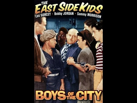 Boys Of The City East Side Kids