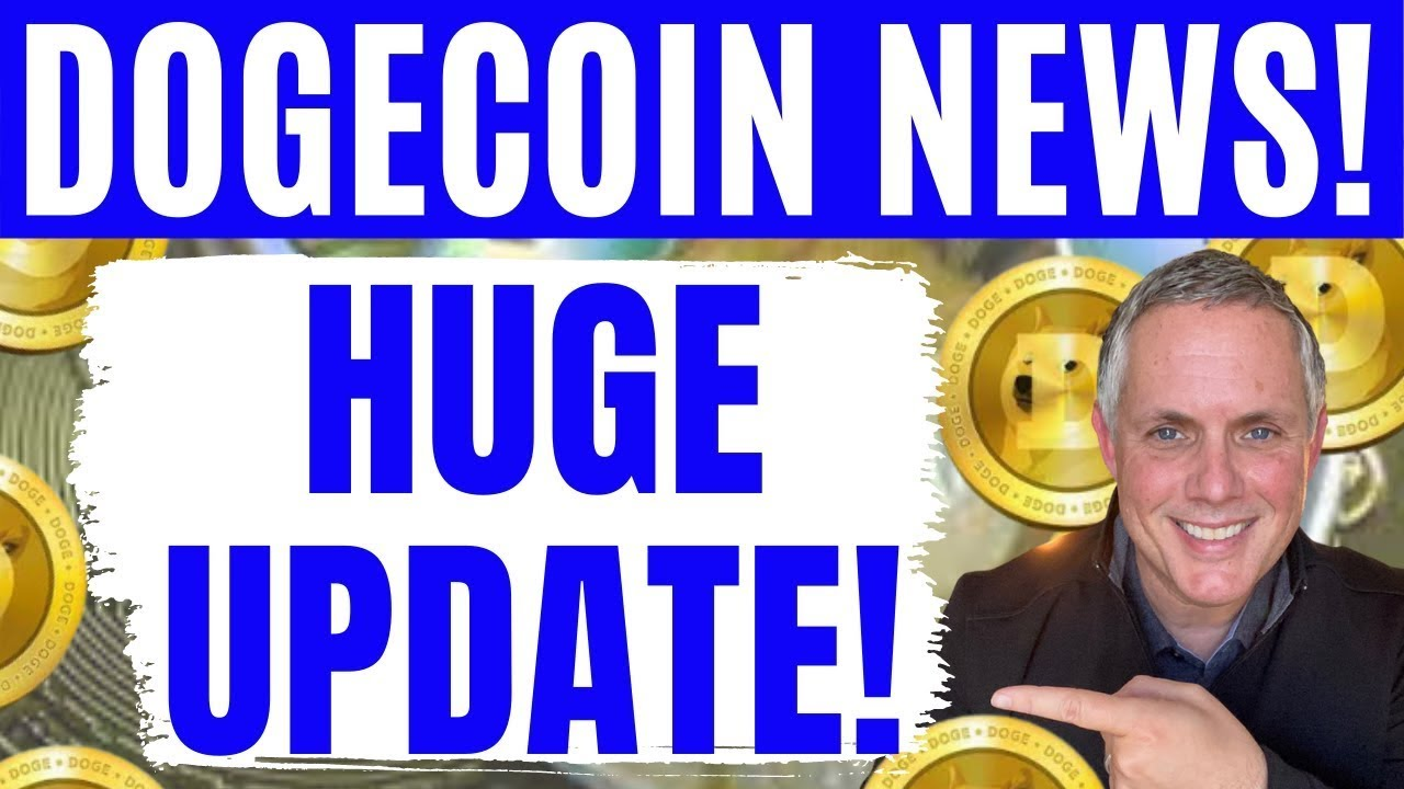 🔥 DOGECOIN MASSIVE UPDATE! MAJOR DOGECOIN PRICE PREDICTION! 🔥