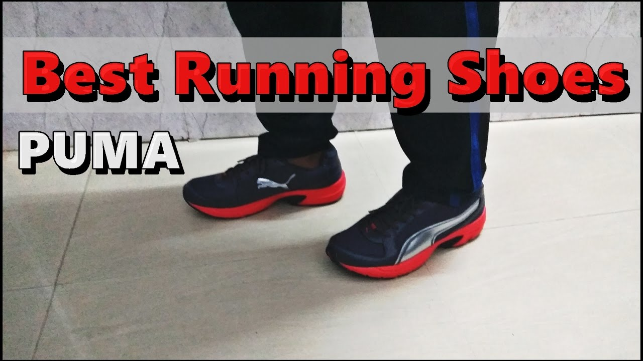 99d9c72d60f806 Puma Bolster DP Men Running Shoes Red   Grey UNBOXING   OVERVIEW ...