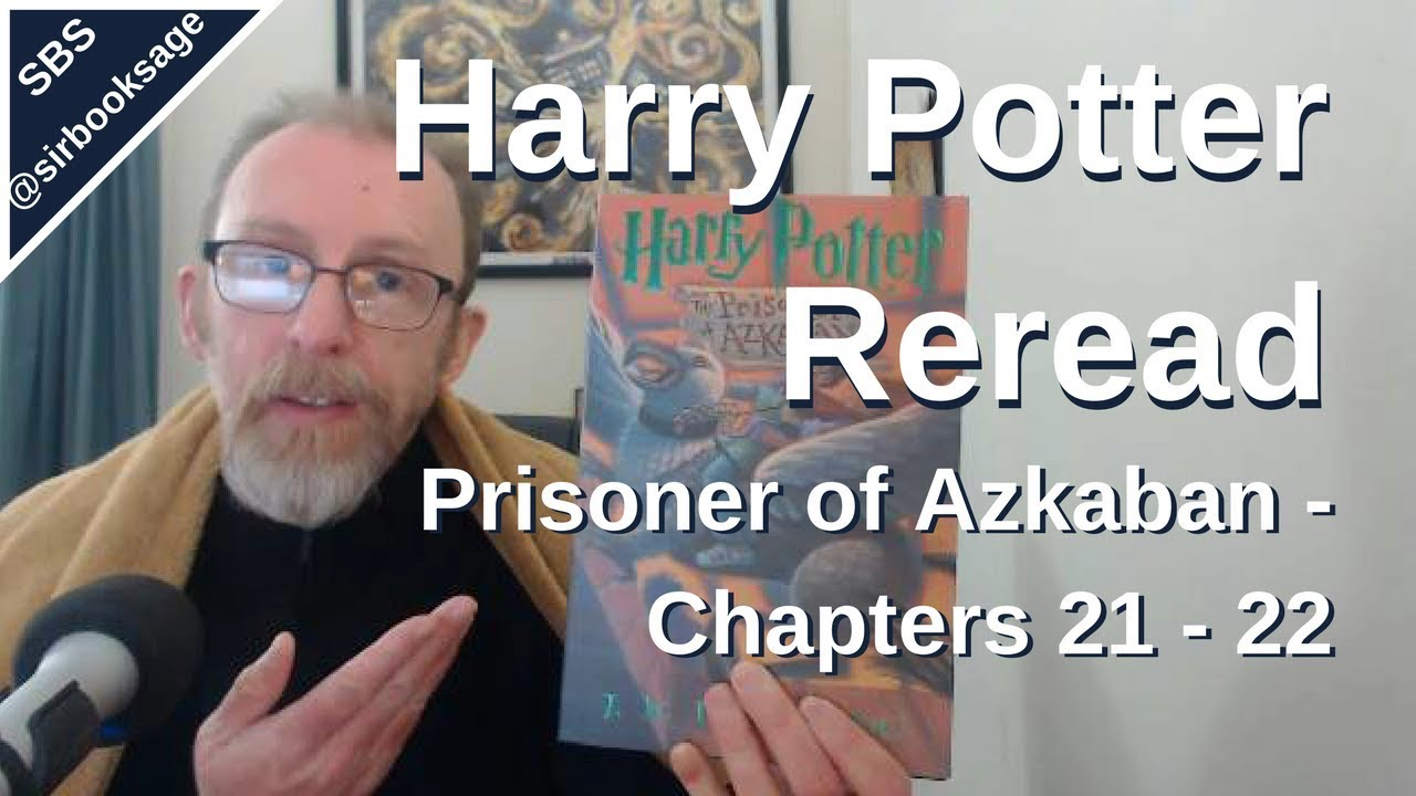 Harry Potter And The Prisoner Of Azkaban Chapters 21 22 Harry