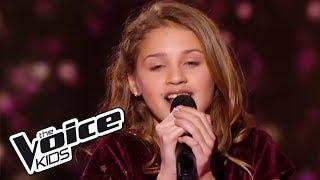 The Voice Kids 2016 | Lou – Les yeux de la Mama (Kendji Girac) | Demi-Finale