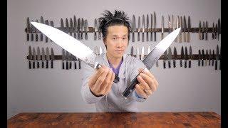 VG-10 vs VG-Max Japanese vs Chinese Knife Politics