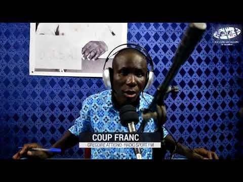 SPORTFM TV - COUP FRANC DU 06 SEPTEMBRE 2018 PRESENTE PAR GREGOIRE ATTIGNO