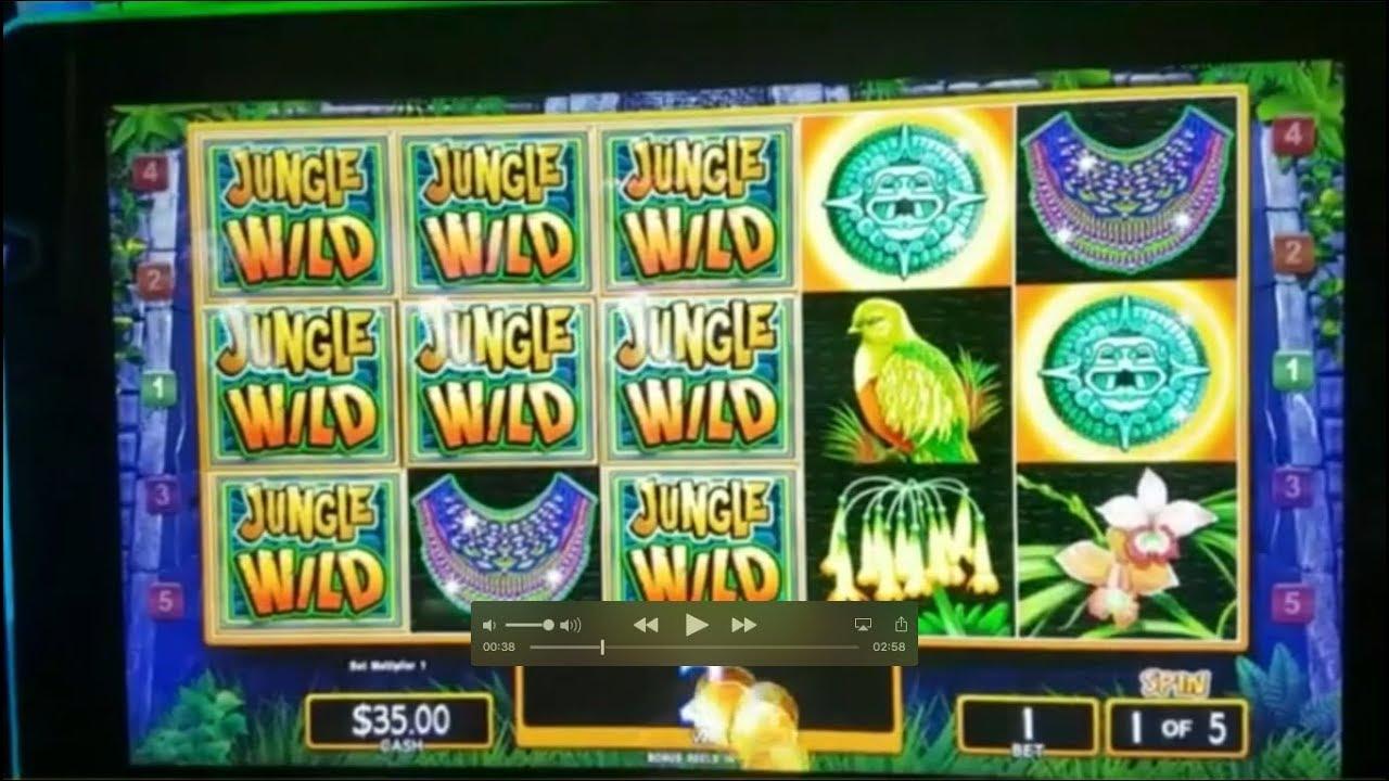 Jungle Wild Spielautomat Kostenlos Spielen