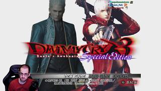 Lobos Plays Devil May Cry 3 (Pt. 1)