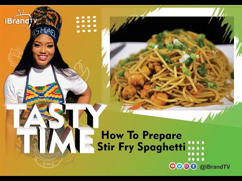 TASTY TIME: How To Prepare STIR FRY SPAGHETTI from YouTube · Duration:  9 minutes 18 seconds