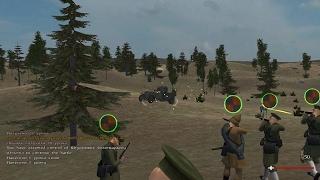 мод на M&B Warband с оружием, танками и самолетами (маленькая битва)