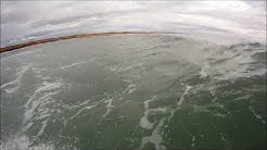 surf à Sauveterre pic du large