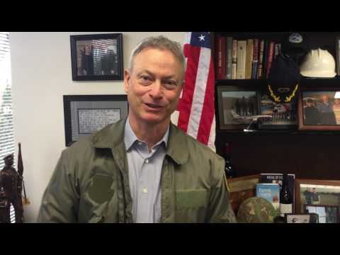 Message from  Gary Sinise & The Lt. Dan Band