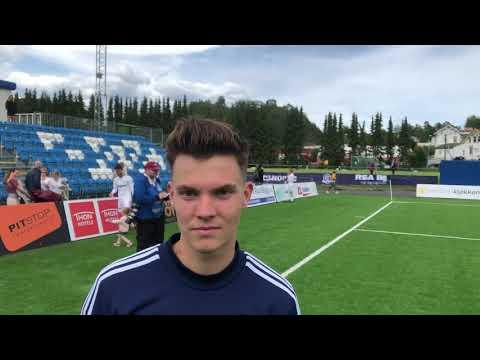 Stian Michalsen etter 4-0 til Arendal mot Nardo