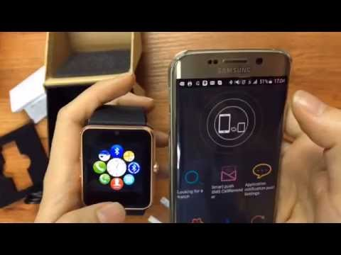 New Bluetooth Smartwatch Phone